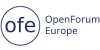 Open Forum Europe Logo