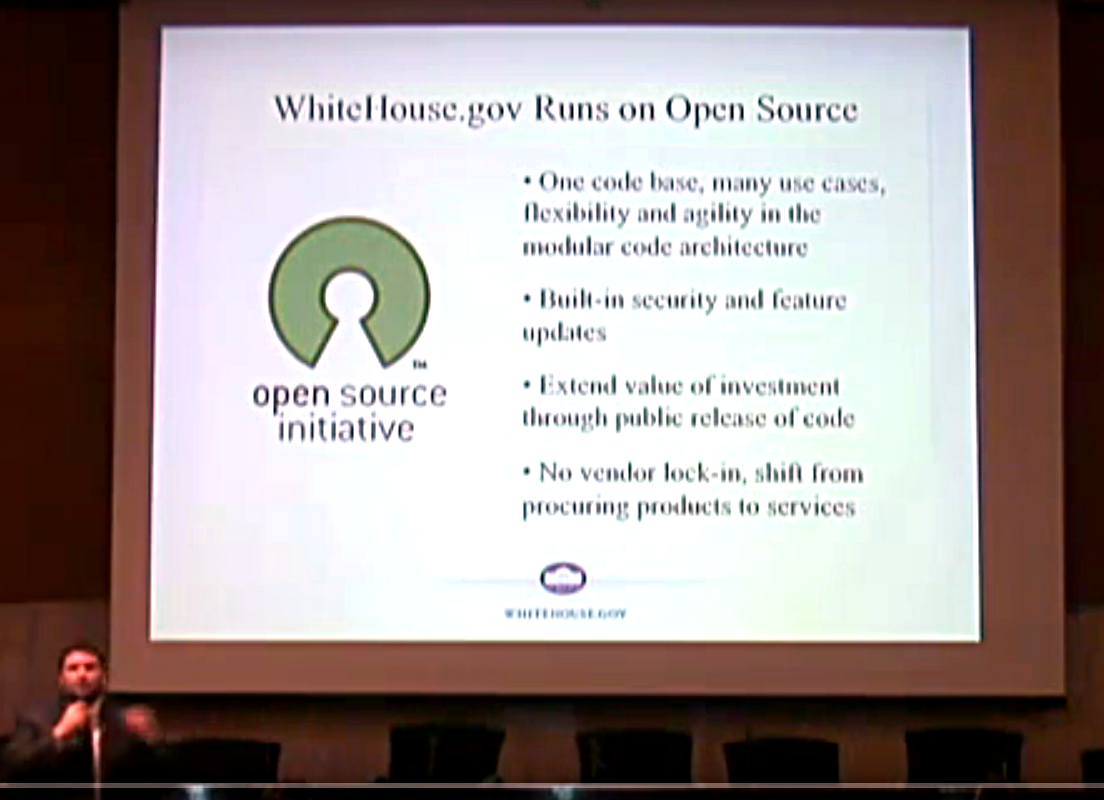 Open Source For Government Open Source Initiative